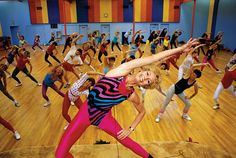 Jazzercise or step aerobics with Auntie Ann and Mom!!! What! Being A Woman, 80S Prom, Fitness Wear, Workout Fashion, Workout Style, 80S Party, Old School, Workout Videos, Workout Playlists