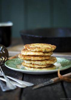 Boxty (Gluten-Free Irish Potato Pancakes) | The Cook Who Knew Nothing