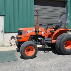 2003 kubota M4900 4WD Utility Tractor - For Sale/Wanted - TurfNet.com
