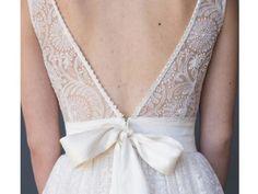 Fair Trade Sunflower Lace Wedding Dress | Green Bride Guide