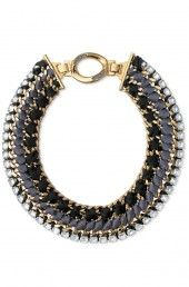 Tempest Necklace~ Fall 2012 via Two Thirty Five Designs