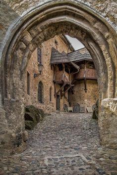 Loket Castle,Karlovarský kraj, Czech Republic