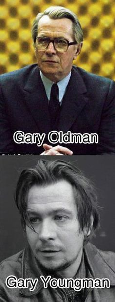 I actually prefer his old look.