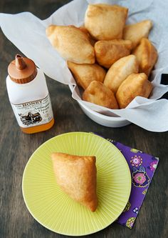 sopaipilla recipe. a wonderfully unique dessert option for Super Bowl parties or just a yummy treat for the kids. sopapilla recipe, mexican bowl recipe, sopapilla dessert, mexican recipes dessert, food, unique dessert recipes, real butter, sopapillas recipe, sopaipilla recip