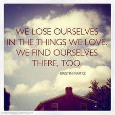 The things we love...  #lost #found #love #life