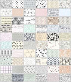 Lindsay's Picks - Low Volume Fabrics