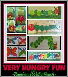 Classic Kinder Classroom Creativity