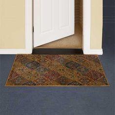 "Medium Entry Mat (30""x17""): $55.00  #PintoWin @GG Bailey #PinittoWinit"