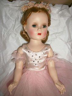"NMIB MA Pink Margot Ballerina 18"" Walker Fashion Award Box Tagged Beautifull #Dolls"