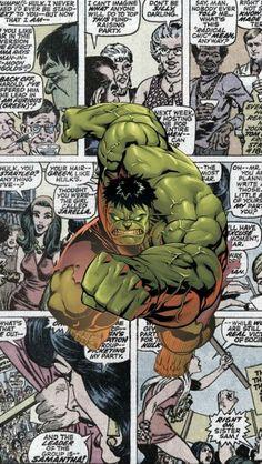 Hulk Comics -