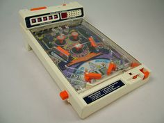 Tomy Electric Pinball game I used to love this!