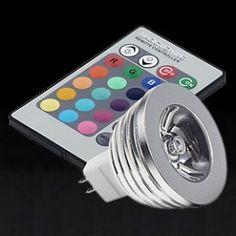 12V 4 Watt RGB Multi