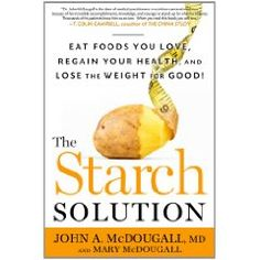 Yay!  The Starch Solution is ready for pre-order.