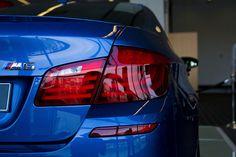 BMW M5.