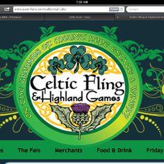 favorit place, celtic fling, pail list, pa ren, ren fair