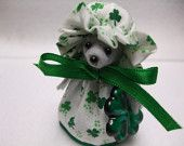 Adorable handmade country mice ornaments by CountryMouseInn