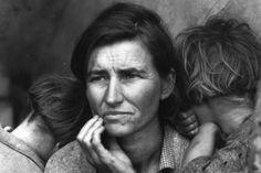 Migrant Mother, Nipomo, California  Dorothea Lange