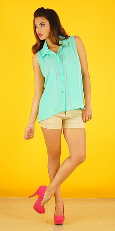 Summer Colors Outfit