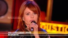 TV5MONDE : Acoustic - AXELLE RED