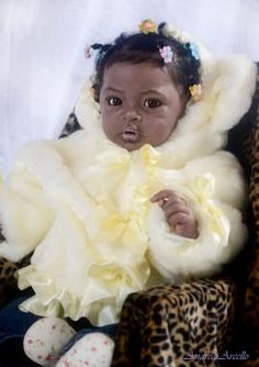"""african American reborn dolls 