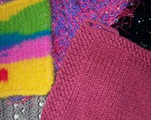 Why Swatch?  ~ Swatch Out ~ Knitty.com