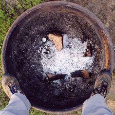 Come riciclare la cenere del camino e delle stufe a pellets