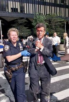 (SHERO)  Moira Smith, the NYPD officer who rescued people from the WTC, went back to get more and was killed when the south tower collapsed. She was the only female police officer to die on 9/11.