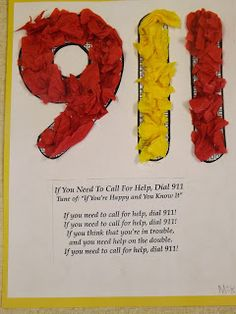 The Stuff We Do ~ The last of our Fire Safety Week ~ Melissa and Sherry