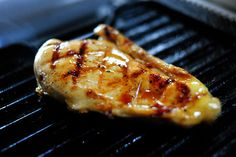 Garlic-Lime Grilled Chicken Breasts - add 1 cup tequila and 1 jalapeno to the marinade for a little zip