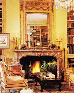 Anthony Hail San Francisco Living Room