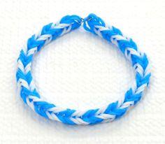 Reyes-Syndrome-Awareness-Bracelet-Handmade-Woven-Rainbow-Loom-Bracelet-WC