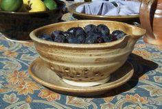 Mitzi Fallis Lutes - berry bowl