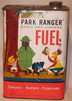 Park Ranger Stove and Lantern Fuel