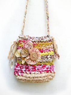 Shoulder Handbag - odpaam on Etsy