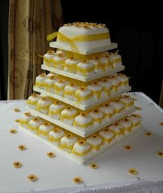 Wedding Cupcakes And Petit Four On Pinterest