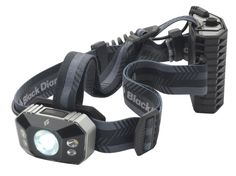 BLACK DIAMOND HAS LED THE WAY IN HEADLAMP INNOVATION and continues to set the pace for technological advances, providing the best, brightest and most energy-efficient lighting possible. In 2011, the all-new Spot and Storm raised the technology bar with incredible power, efficiency and adaptability to nearly any situation, in 2012 the Icon continues this evolution.