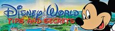 Disney World Tips And Secrets ... check out What's Cooking with Ruthie recipe on this site!!