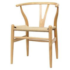 Wishbone Arm Chair