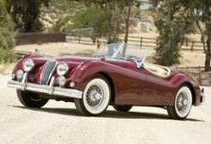 Jaguar 1956, http://worldofclassiccars.blogspot.com/