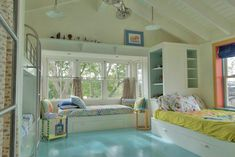 House of Turquoise: Andra Birkerts Interior Design