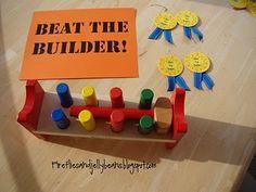 Fun Construction party games