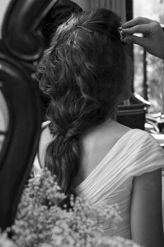 #ido #wedding #hair #inspiration