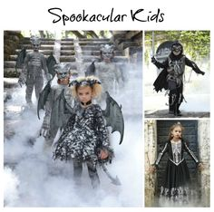 2013 halloween costume ideas | SPOOKTACULAR KIDS - Gargoyles, skeletons and zombies are this years ...