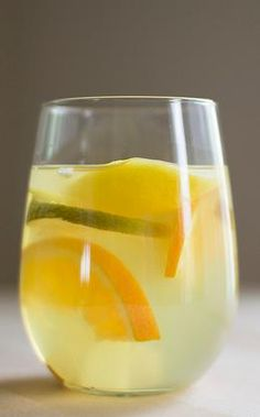 Cheers to low cal drinks! You can't have summer without a little sangria. Get our skinny recipes here!