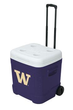 New for 2013! Igloo University of Washington Ice Cube 60 Roller