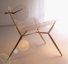 Dragon Fly Chair by Johnny Chamaki