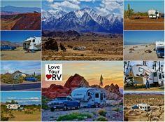 Top 10 Campsites from 2013/14 Snowbird Season - http://www.loveyourrv.com/top-10-campsites-201314-snowbird-season/