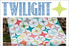 Twilight Quilt Pattern