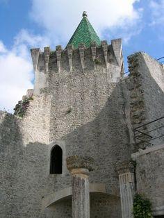 Castelo de Porto de Mós, Portugal