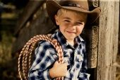 Free Cowboy party craft ideas, coloring pages and activity printables